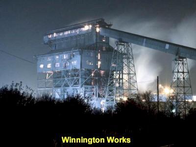 Tata's Winnington Plant